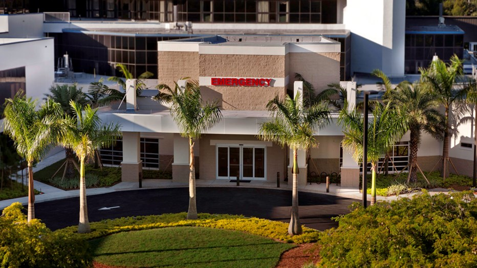 Coral Springs Medical Center Emergency Department Expansion