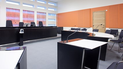 New building for Court of Appeal