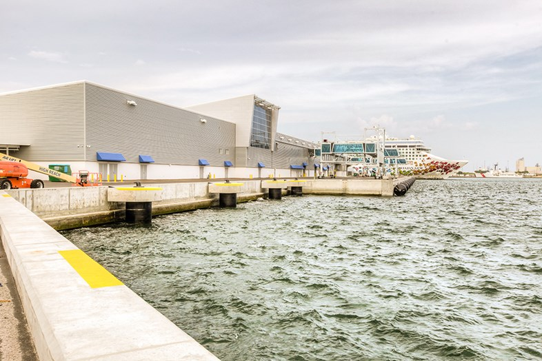 Port Canaveral Cruise Terminal No. 6