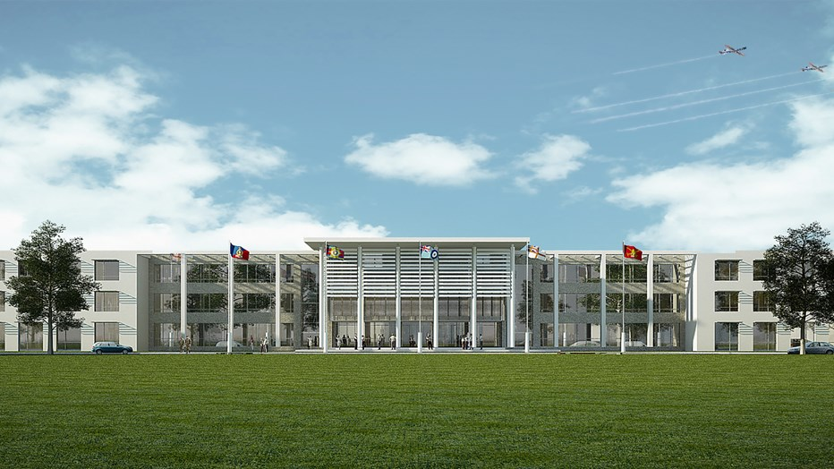 The new training college for the Ministry of Defence will provide state-of-the-art facilities for armed forces personnel