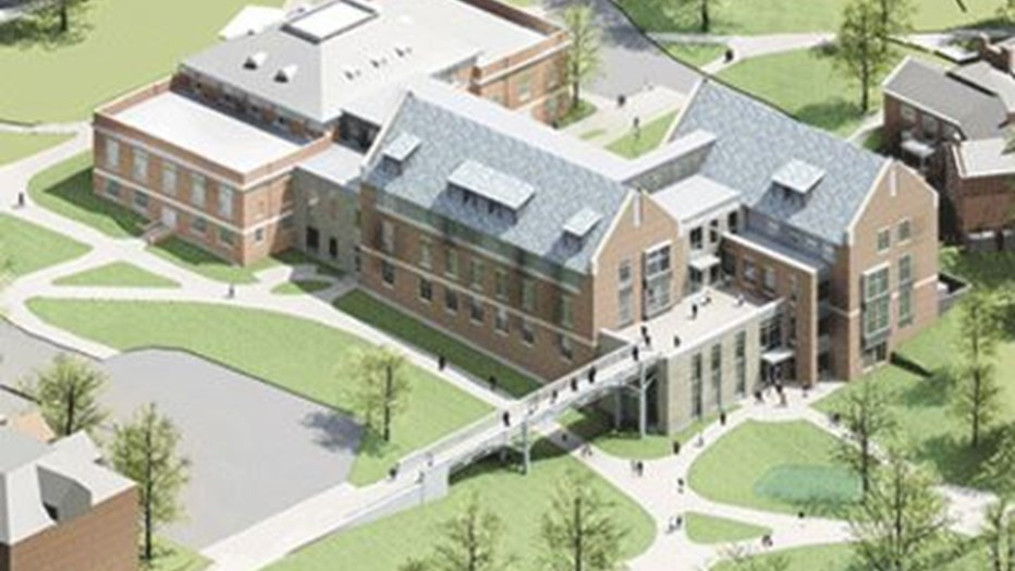 University of New Hampshire Hamilton Smith Hall Expansion and Renovation