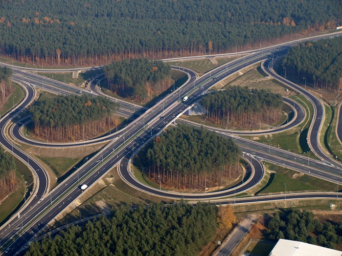 Western Ring Road of Poznan